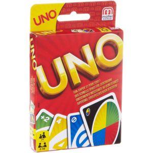Mattel Uno classique