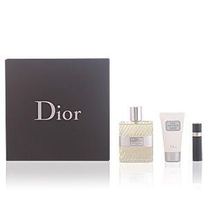053dca55bdff Dior Eau Sauvage - Coffret eau de toilette, gel douche et vaporisateur de  sac