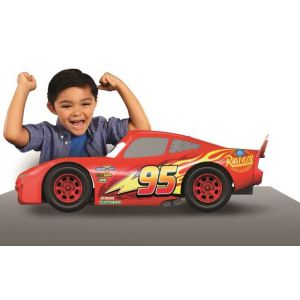 Mattel Véhicule Flash McQueen Cars 3 50 cm