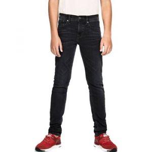 Pepe Jeans Jeans enfant FINLY WL0 Noir - Taille 4 ans,6 ans,8 ans,10 ans,12 ans