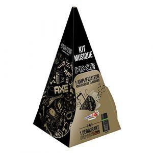 AXE Dark Temptation Déodorant Enceinte Nomade Parfum Chocolat 100ml