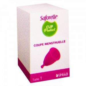 Saforelle Cup Protect - Coupe menstruelle Taille 1