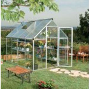 Chalet et Jardin Nature 86 - Serre de jardin en alu et polycarbonate 4,60 m2