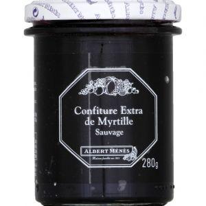 Albert ménès Confiture extra de myrtille sauvage - Le pot de 280g