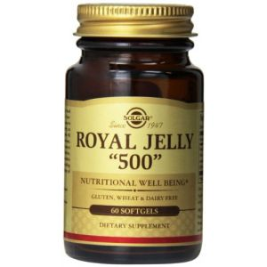 Solgar Gelée royale - 60 gélules