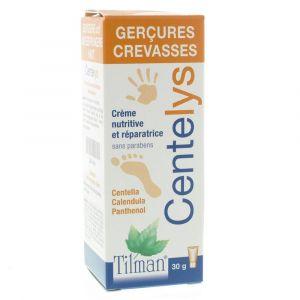 Tilman Centelys - Crème nutritive et réparatrice pour les pieds