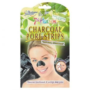 7th Heaven Charcoal pore strips natural