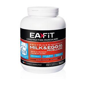 EA Fit Milk & egg 95+ caramel