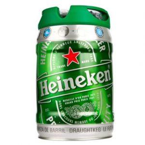 Heineken Bière blonde - Le fût de 5L