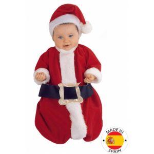 Déguisement Père Noël luxe bébé 0 à 6 mois