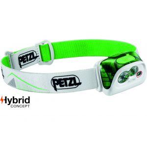 Petzl Actik 350 lumens Lampe frontale / éclairage Vert - Taille TU