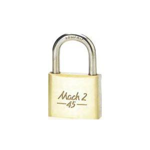 THIRARD 063451 Mach 2 - Cadenas de sûreté 45 mm à clé