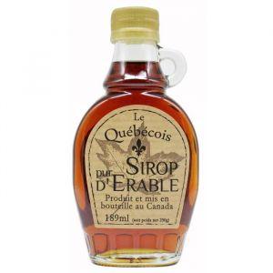 Le Québécois Sirop d'Erable 189 ml