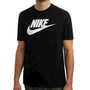 Nike Tee-shirt Sportswear pour Homme - Noir - Taille L - Homme