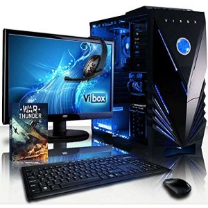 Vibox Vision Paquet 2W - AMD FX-4300 Radeon HD 8370D