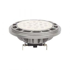 Vision-El Spot Led 15W (140W) G53 AR111 12V dimmable Blanc jour 4000°K