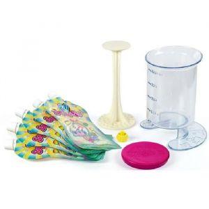 Pioupiou & merveilles Starter Kit Fill'n Squeeze - 5 gourdes réutilisables