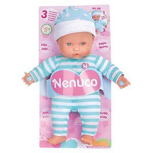 Famosa Poupon Nenuco 3 fonctions