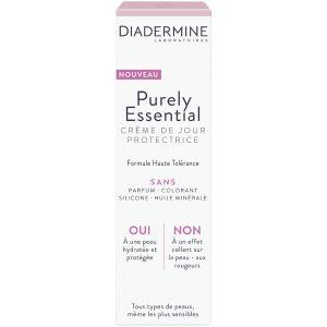 Image de Diadermine Purely essential - Crème de jour protectrice