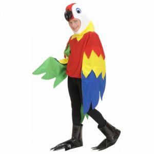 Déguisement perroquet garçon