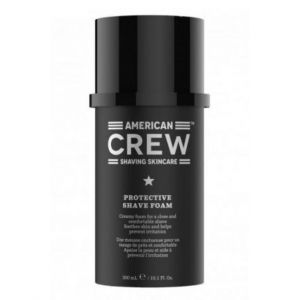 American Crew Mousse à raser protectrice