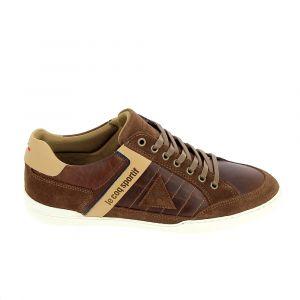 Le Coq Sportif Chaussures Alsace Beige Marron - Taille 39