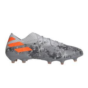 Adidas Nemeziz 19.1 FG, Chaussures de Football Homme, Gridos/Narsol/Blatiz, 44 EU