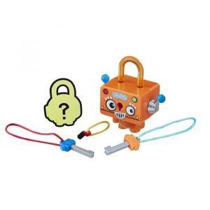 Hasbro Lock Stars - Série 1 - Robot Orange (1-05)