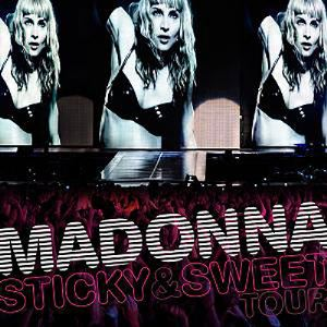 Madonna : Sticky and Sweet Tour