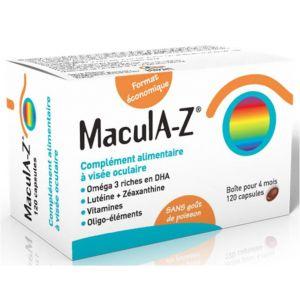 Horus Macula Z - 120 capsules