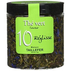 Maison Taillefer Thé Vert Réglisse Pot 70g