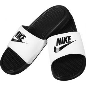 Nike Benassi Jdi tong blanc noir 40 EU