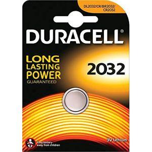 Duracell Electronics 2032 - Batterie CR2032 Li 220 - DUR033917