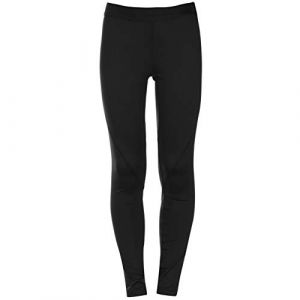 Adidas Alpha Skin Sport Garçon Collant 9-10 Ans Noir