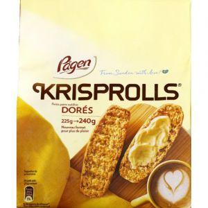 Krisprolls Kris dores 240g