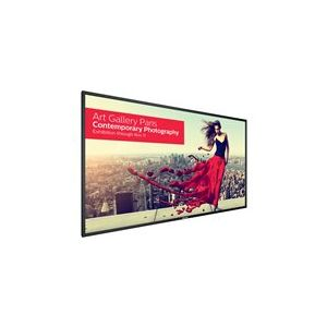 "Philips U-Line BDL8470QU - Ecran LED 84"" Signage Solutions 4K"