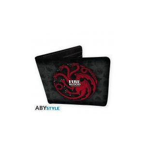 Abysse Corp Portefeuille Game Of Thrones Targaryen