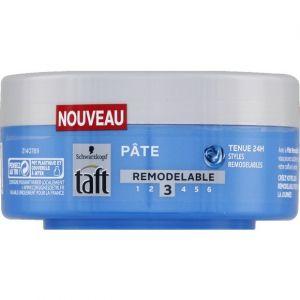 Schwarzkopf Taft Pâte remodelable - Le pot de 150ml