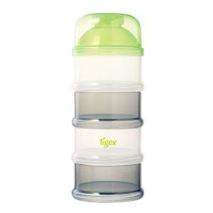 Tigex Boîte doseuse de lait empilable