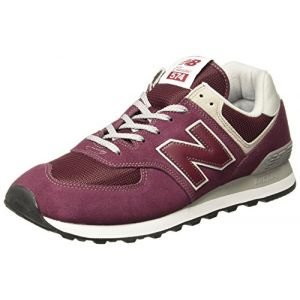 New Balance Ml574 chaussures bordeaux 42 EU