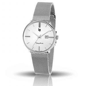 Lip 671297 - Montre pour femme avec bracelet en acier