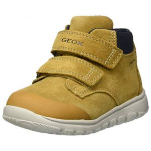 Geox Chaussures enfant Xunday Dk Yellow jaune - Taille 21,22,24,25,26