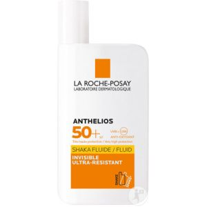 La Roche-Posay Anthelios - Fluide Invisible Ultra Protection Ultra Résistant - 50 ml - SPF 50+