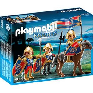 Playmobil 6006 Knights - Chevaliers du Lion Impérial