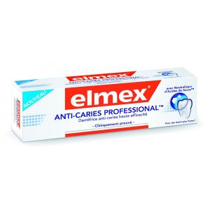 Elmex Anti-Caries Professional - Dentifrice (75 ml)