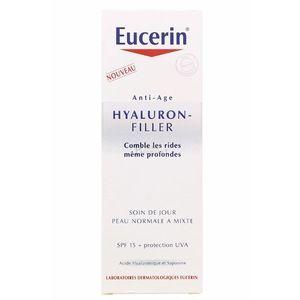 Image de Eucerin Coffret Hyaluron Filler peau normale à mixte (2 produits)