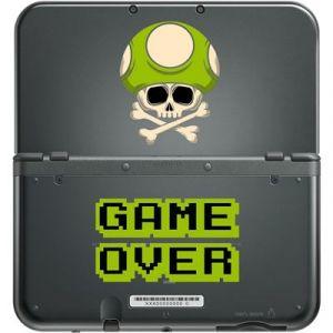 Coque New 3DS XL Transparente