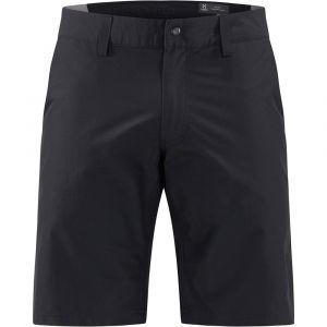 Haglöfs Hagloefs Amfibious Shorts Men True Black Shorts de randonnée