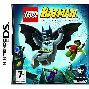 LEGO Batman : Le Jeu Vidéo [NDS]