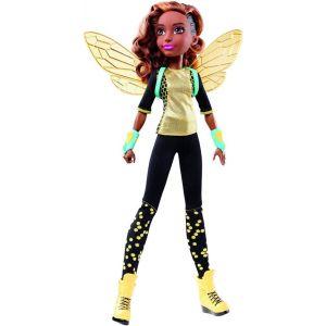 Mattel Poupée DC Super Hero Girl Bumblebee